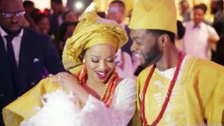 Ademuwagun Wedding | Traditional Nigerian Entrance
