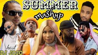 LATEST 2020 NAIJA AFROBEAT SUMMER MASHUP MIX BY DJ JOJO FT NICKI MINAJ/SEANPAUL/WIZKID/DAVIDO/TIMAYA