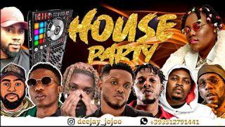 LATEST JULY 2021 NAIJA NONSTOP  HOUSE PARTY MIX BY DJ JOJO |LATEST 2021 NAIJA AFROBEAT NONSTOP PARTY