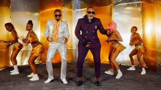 Diamond Platnumz Ft Koffi Olomide - Waah! (Official Video)